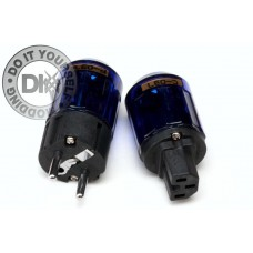 220v CONNECTORS set BLUE