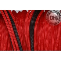 Sleeve 3mm  RED RD15 - 1m