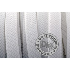 Sleeve 8mm  WHITE WH01 -1m