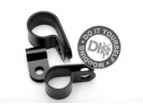 Cable clamp d=4.8mm - set