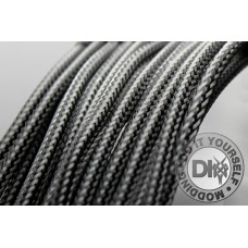 Sleeve 3mm BLACK CARBON - 1m