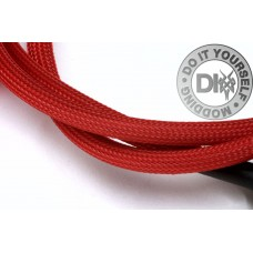 Sleeve 8mm  RED RD15 -1m