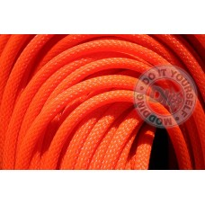 Sleeve 6mm  ORANGE OR02 -1m