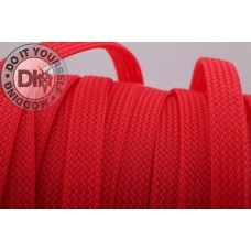 Sleeve 8mm  RED RD10 -1m