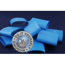 SATA Heatshrink tube 3:1 - 12mm dia - blue