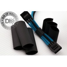 Heatshrink tube 20 mm diam - black