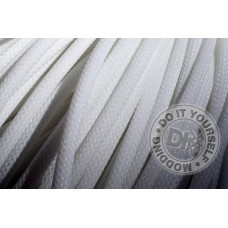 Sleeve 6mm  WHITE WH01 -1m