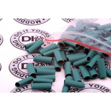 Pre-Cut Heatshrink tube 3:1 - 4mm dia - green