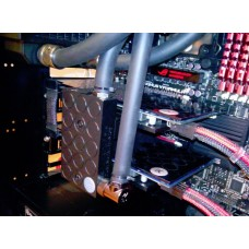 2 Video cards AMD RADEON 7850-gYGABITE - With EKWB fullcover